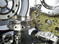 CNC Machining Services of Aerospace Services