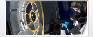 Custom Aerospace Engine Component Concurrent Engineering Services